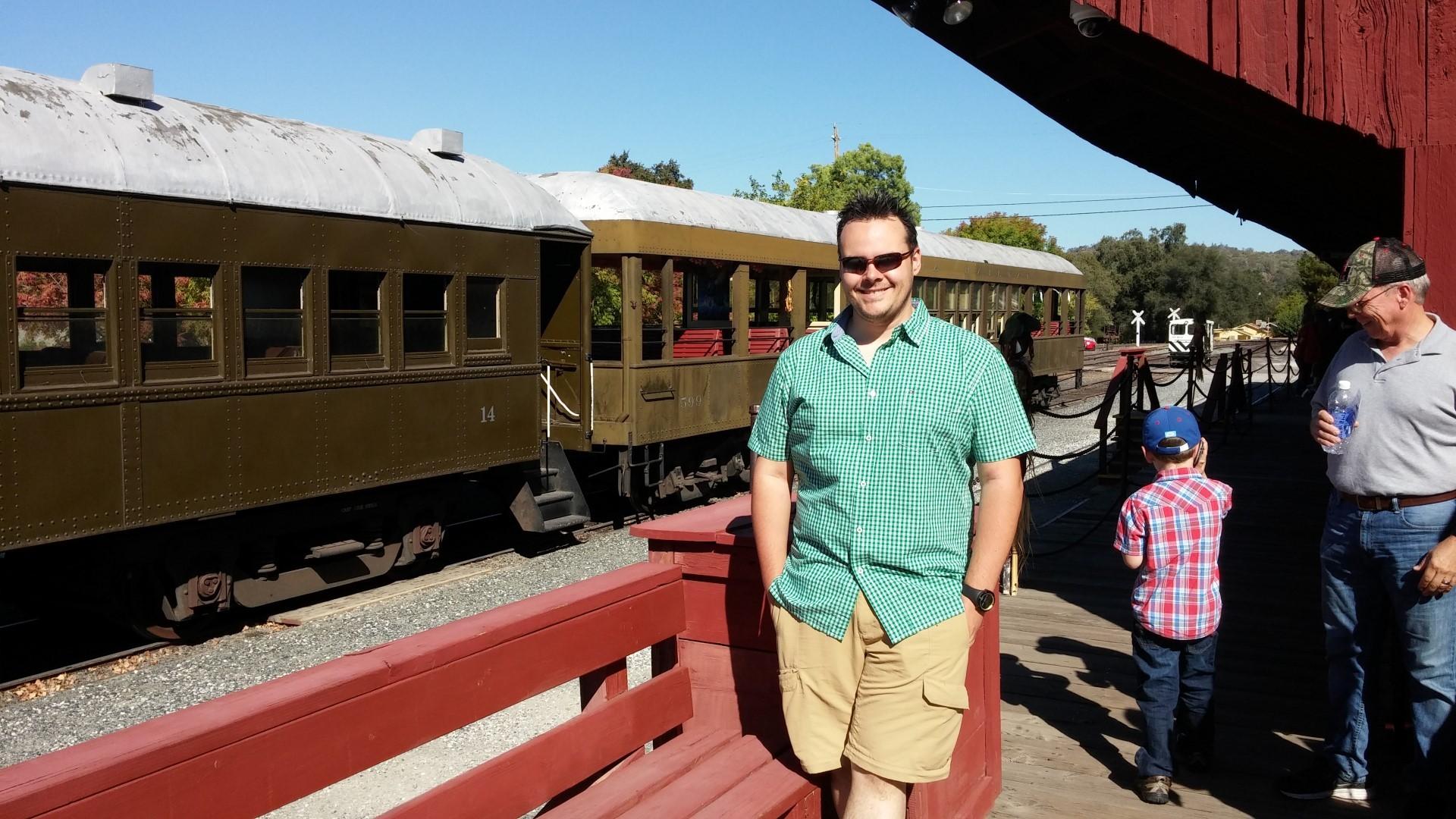 USA Tag 10: Jamestown, Railtown, San Francisco (2014-10-05)