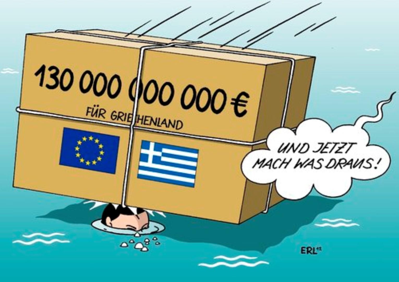 Wie funktioniert das EU-Rettungspaket