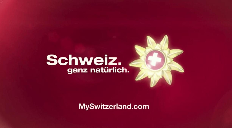 Lustiger schweizer Werbespot