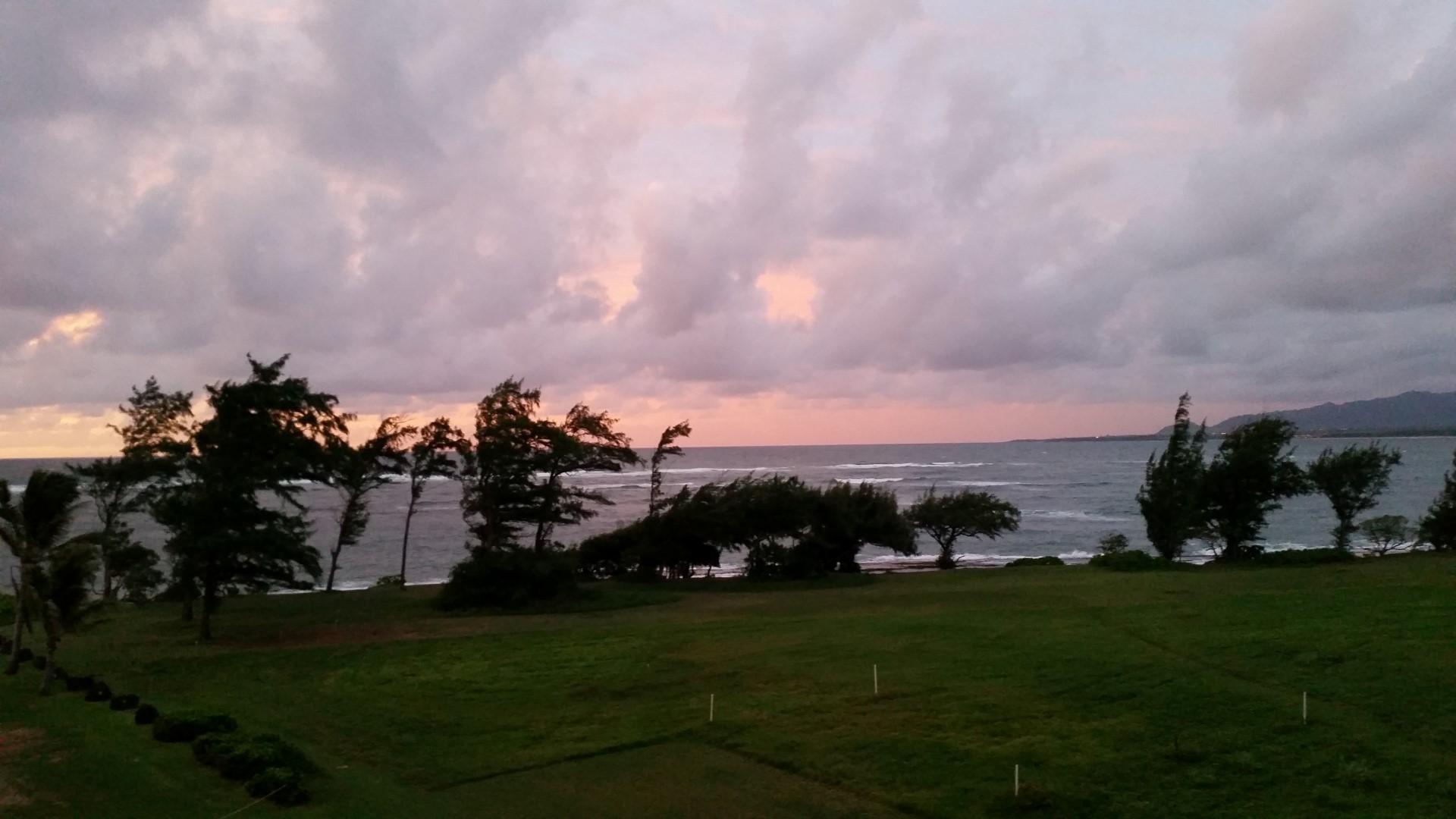 Hawaii Tag 24: Kapaa, Lihue, Strand (2014-10-19)