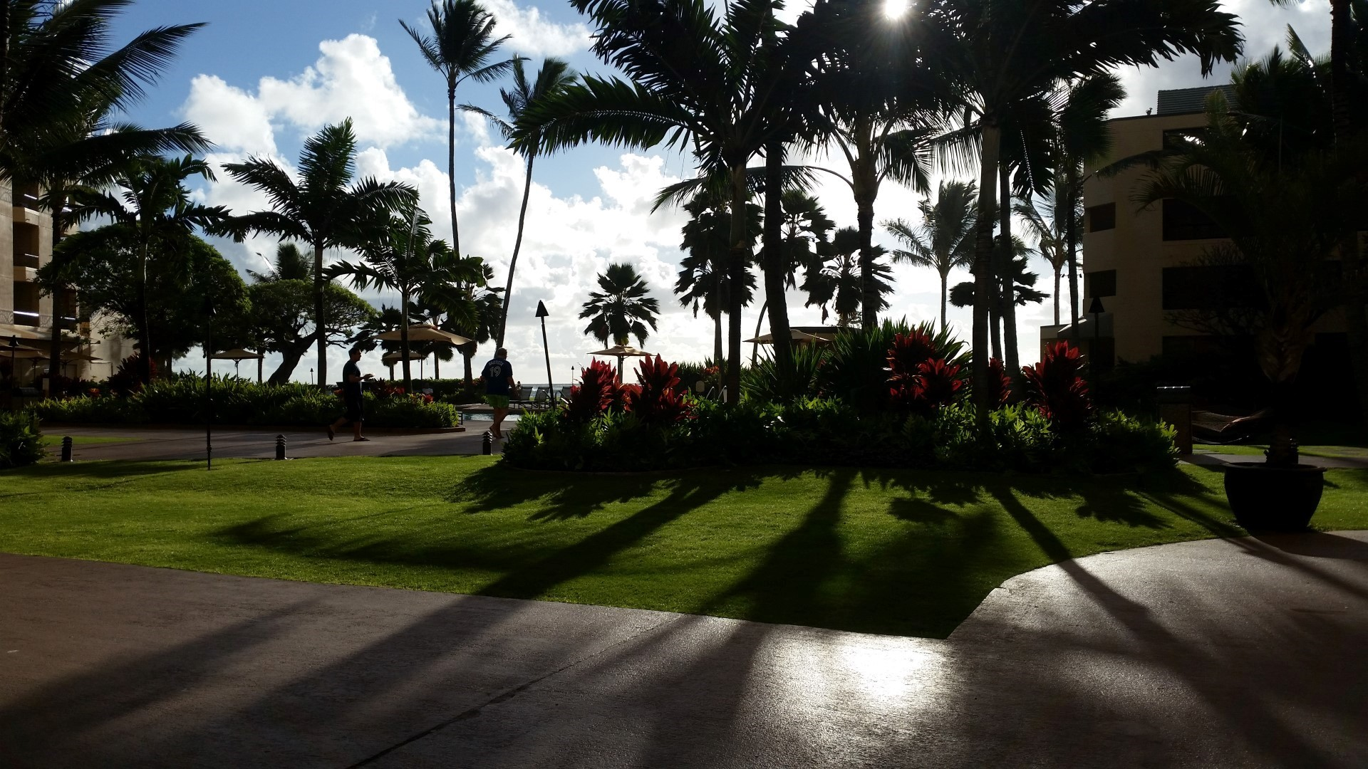 Hawaii Tag 35: Marriott Kauai, Lihue, Seattle (2014-10-30)