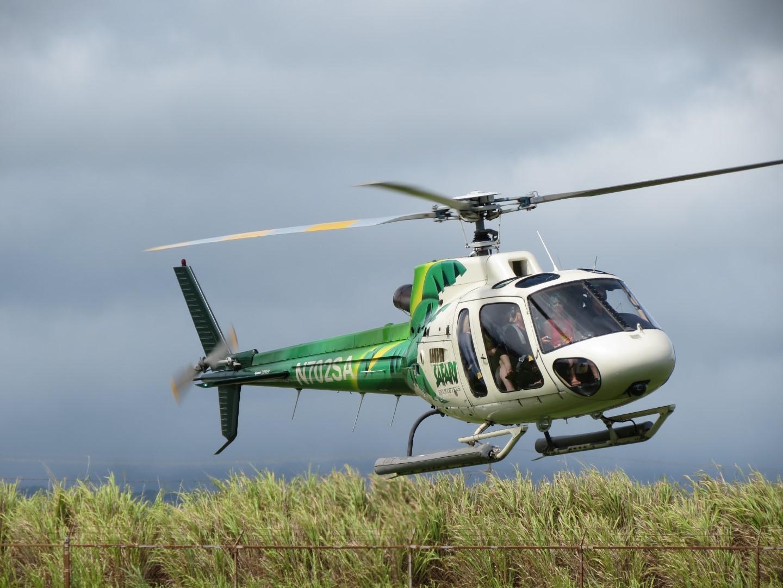 Hawaii Tag 28: Helikopterflug, Na Pali Coast, Kauai Northshore (2014-10-23)