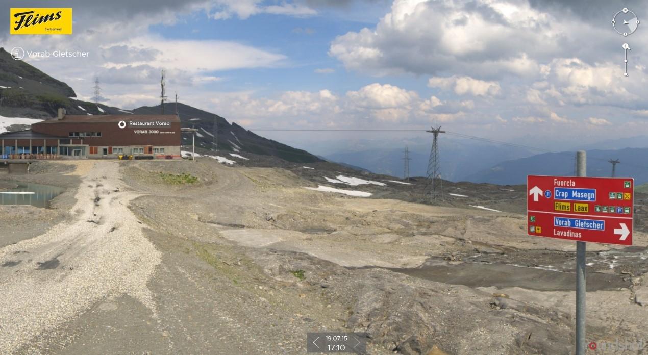 Webcam Laax Gletscher