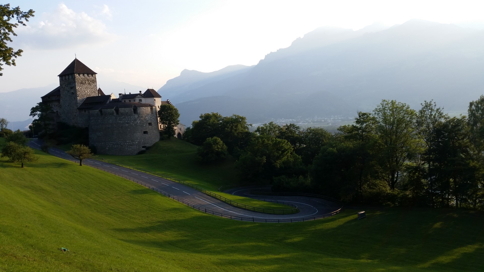 Fürstenweg Liechtenstein