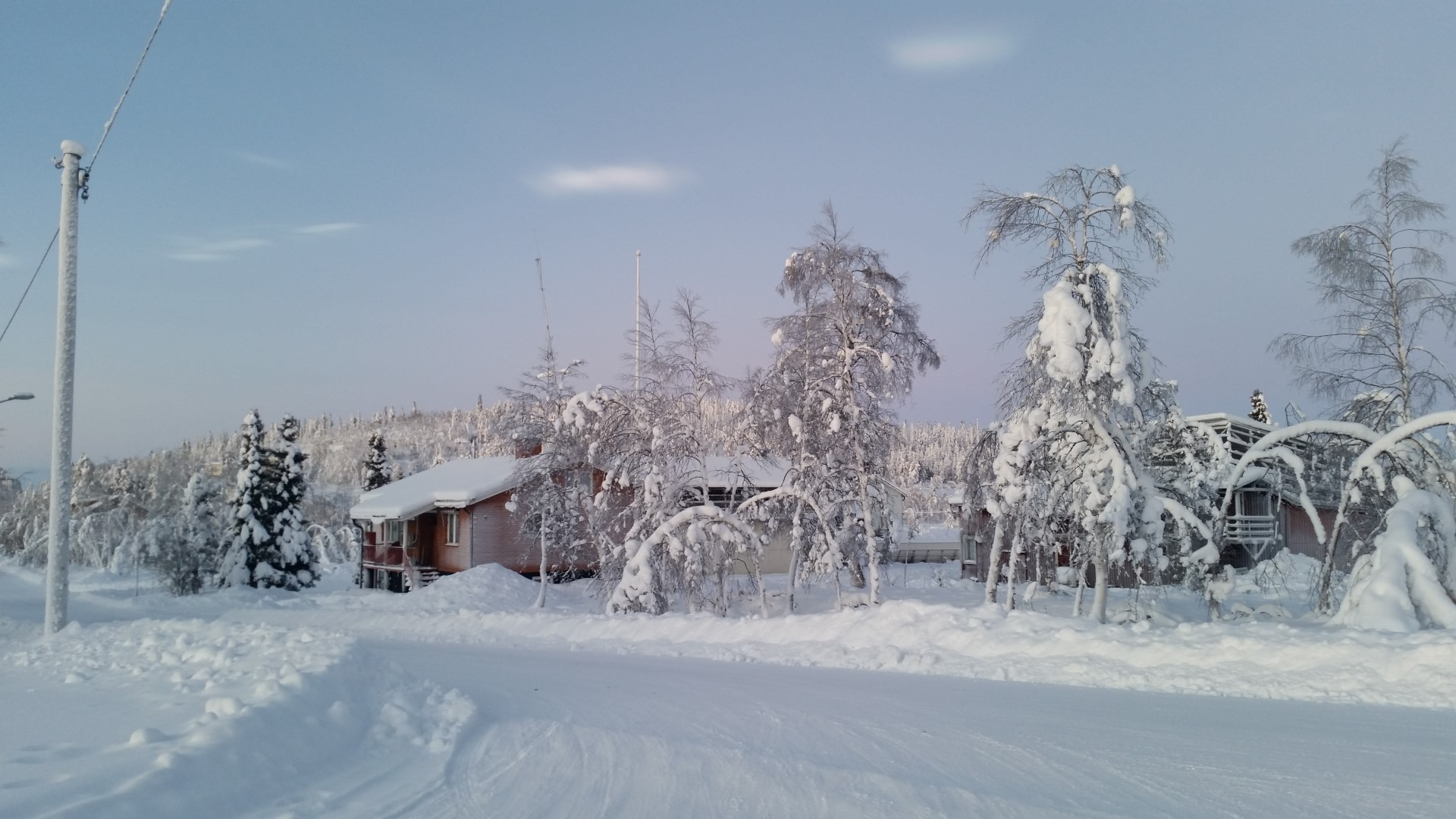 Scandinavia Tour – Schweden, Norwegen, Finnland (Dezember 2015)