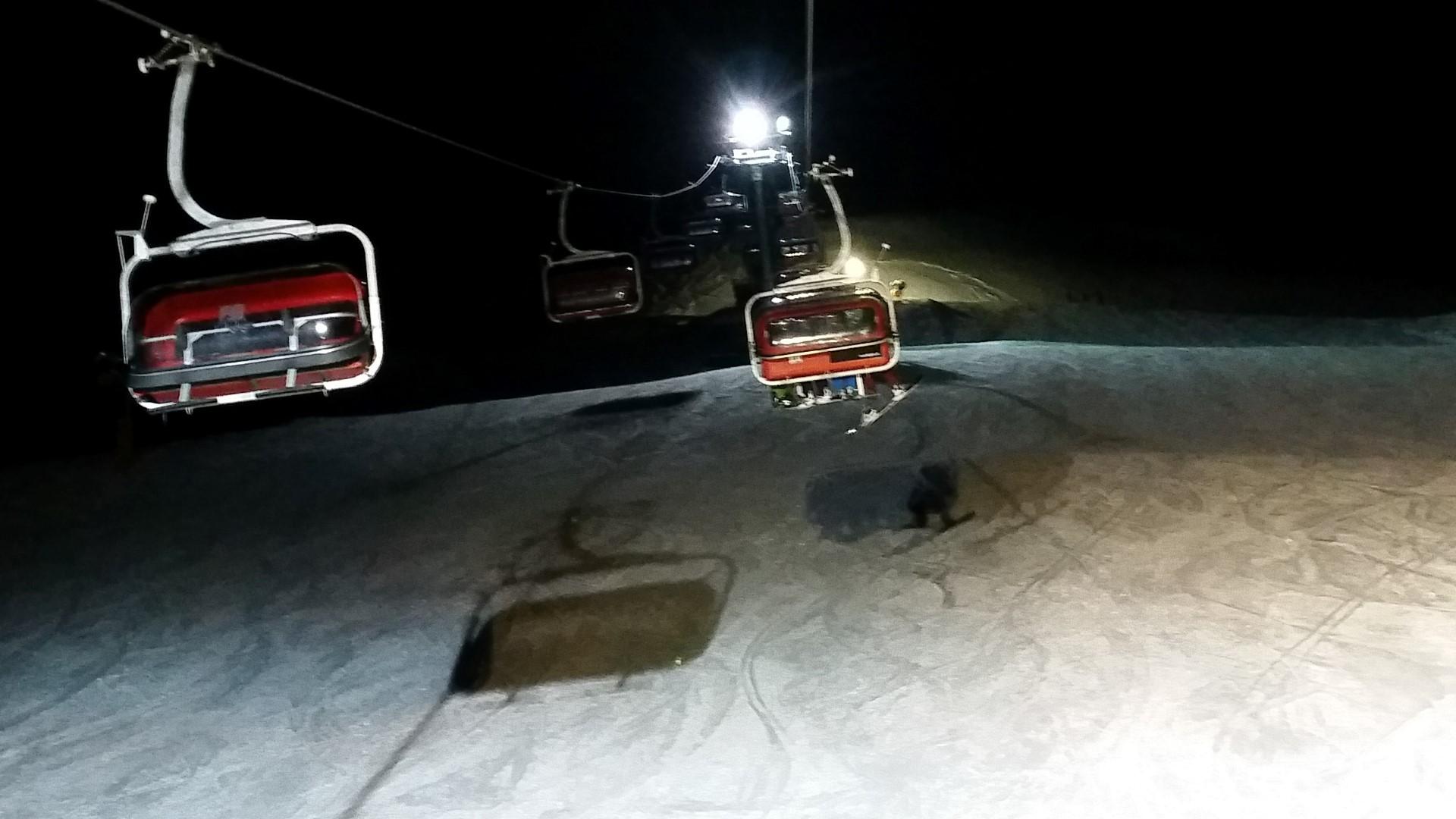 Snownights Lenzerheide – Aprés Ski und Nachtskifahren on top of the mountain