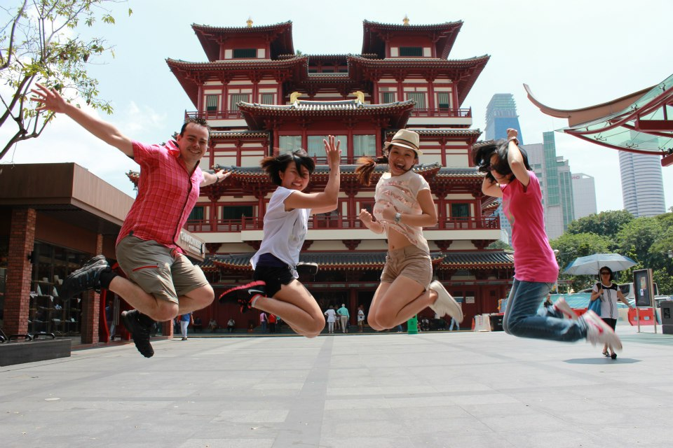 Malaysia, Indonesia, Singapore Trip 2012