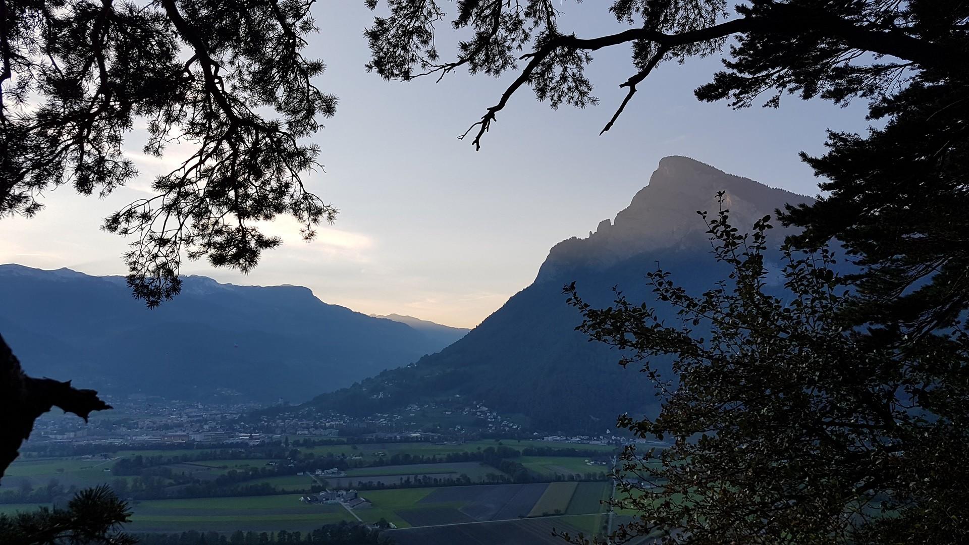 Ellhorn in Mäls – Die Lorelei der Schweiz
