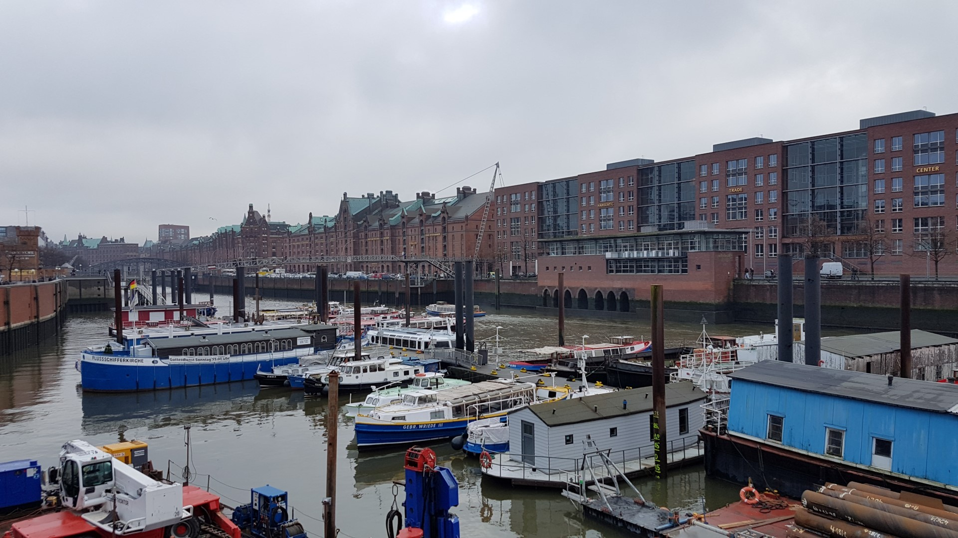 Hamburg Citytrip 2016