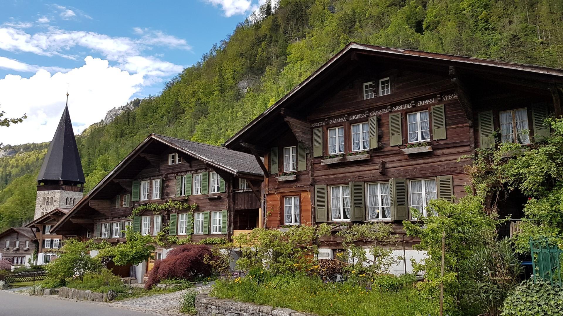 Switzerland Sightseeing Teil 1 – Bern, Interlaken, Luzern