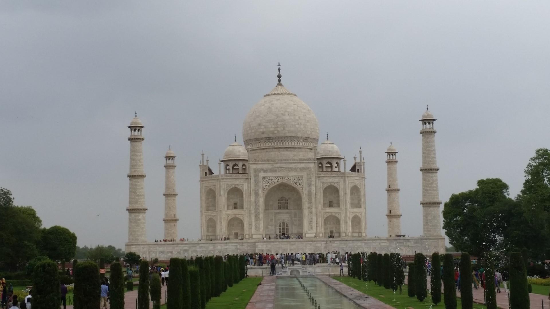 Meine unvergessliche Reise nach Delhi (Juli 2014)