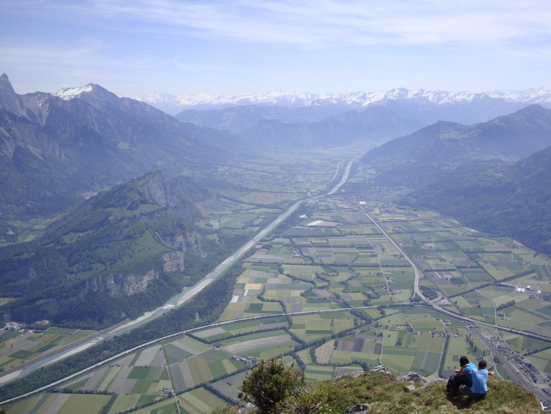 Wanderung auf den Gonzen – Dem Wahrzeichen von Sargans