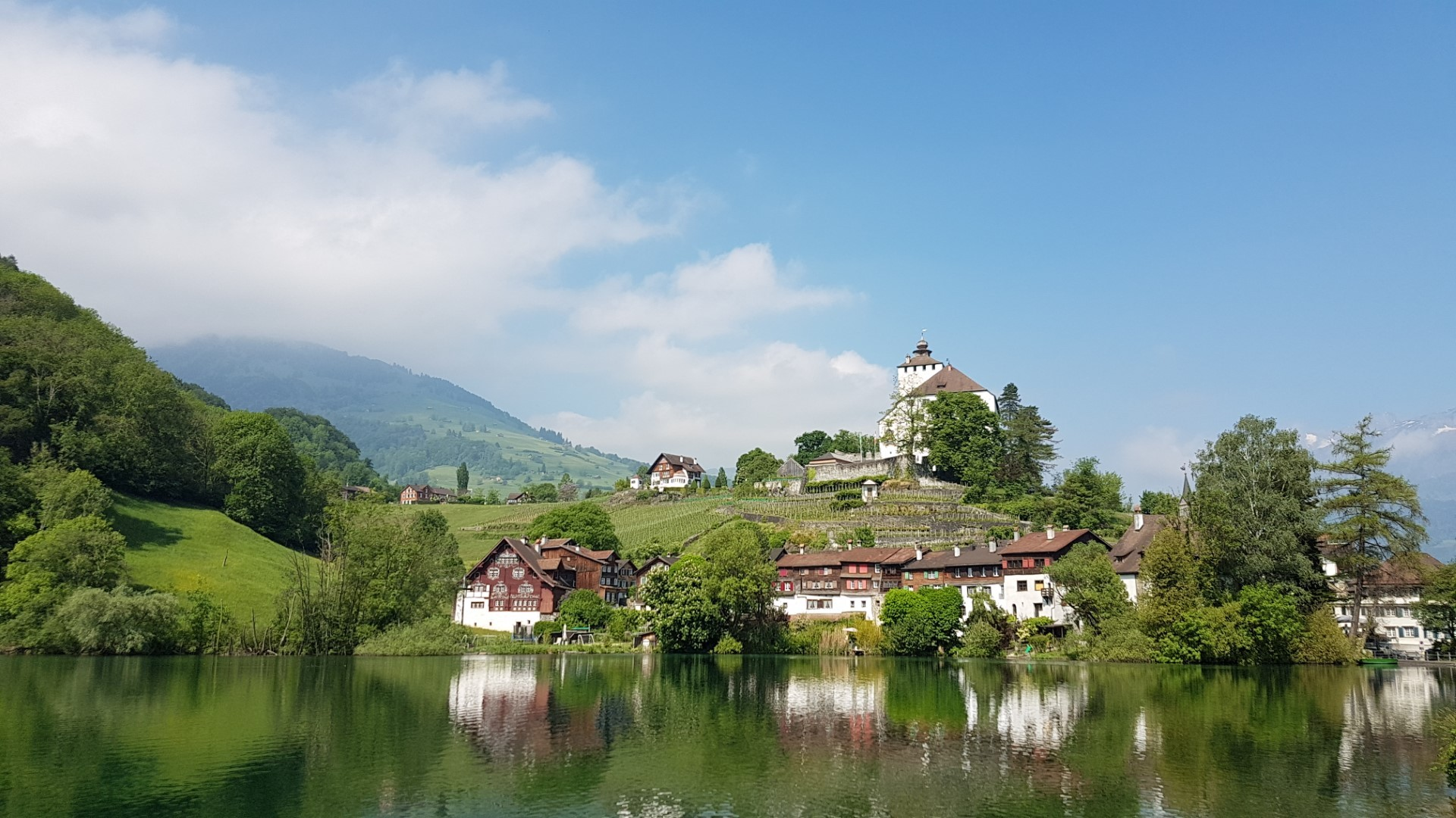 Werdenberg SG – Die kleinste Stadt der Schweiz (?)