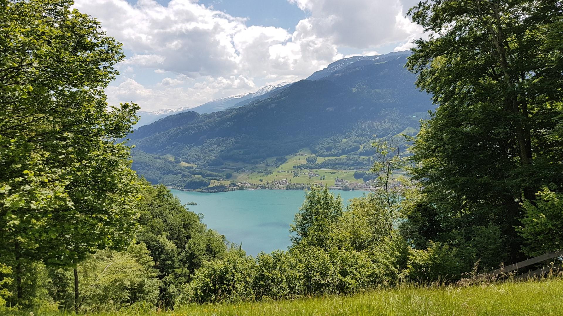 Wanderung nach Quinten (2018-05-21)