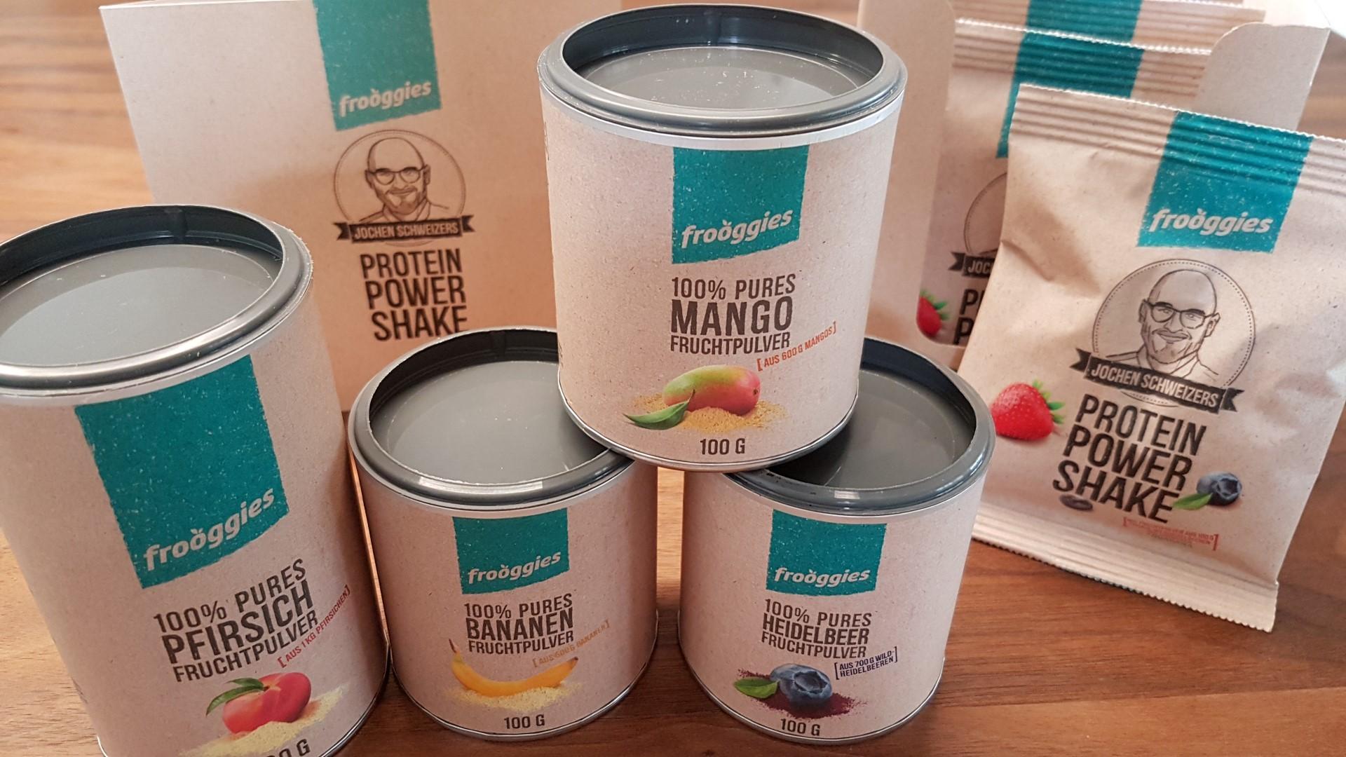 Zuckerfreie Rezepte – Froogies, lecker und fruchtig