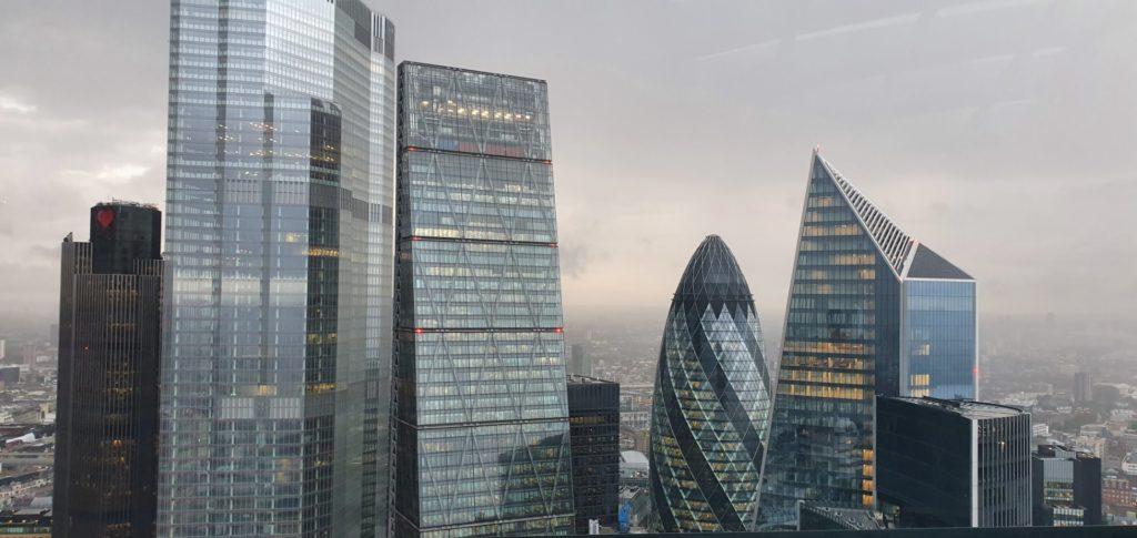London Städtetrip Bank