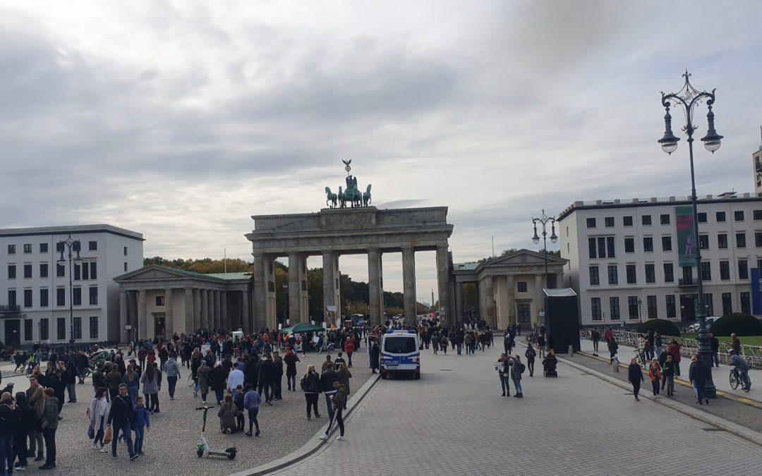 Berlin Städtetrip 2019