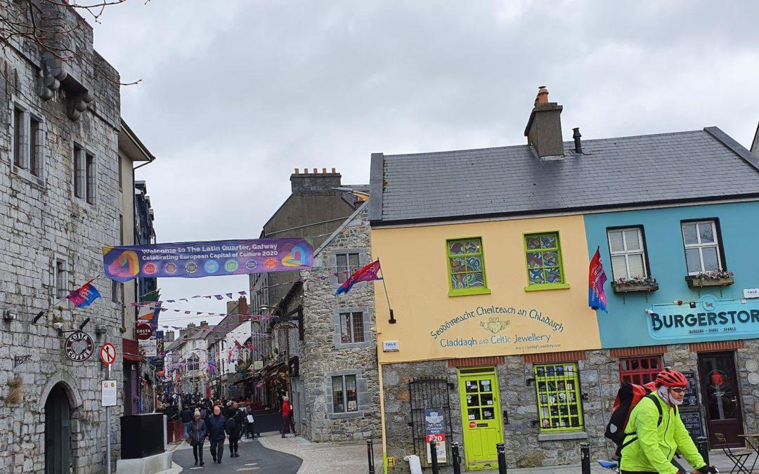3 tolle Ausflüge mit Familie in Galway Irland