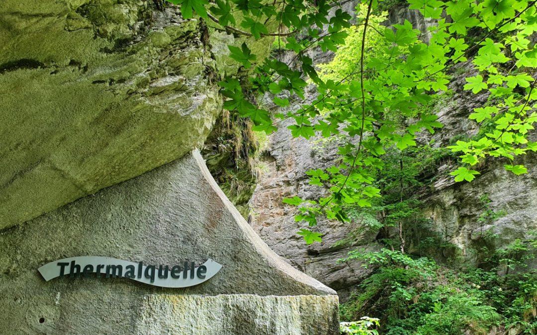 Tamina Schlucht Wanderung Bad Ragaz